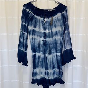 American Eagle Tie-dye romper - tags still on it!